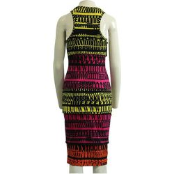Letters Print Midi Dress -Pre Owned Condition Excellent - Dolce & Gabbana Pre-owned - Modalova