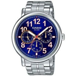 Watch Mtp-E309D-2B , , Taille: Onesize - Casio - Modalova