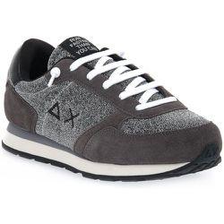 Ally Thin Glitter Sneakers Sun 68 - Sun 68 - Modalova