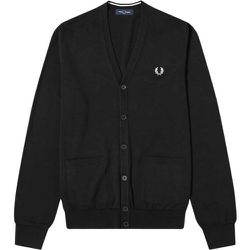 Authentic Cardigan , , Taille: M - Fred Perry - Modalova