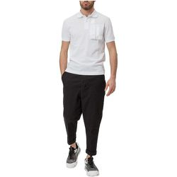 Polo Shirt with Patched Pocket - Fred Perry - Modalova