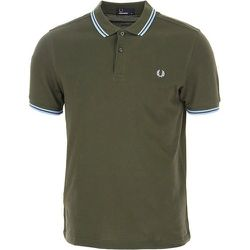 Slim Fit Polo Tipped double - Fred Perry - Modalova