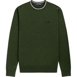 Authentic Crew Knit Fred Perry - Fred Perry - Modalova