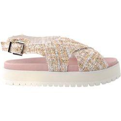 Sandaaltje met sleehak , , Taille: 40 - Philippe Model - Modalova