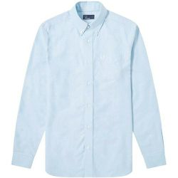Authentic Button Down Oxford Shirt , , Taille: M - Fred Perry - Modalova