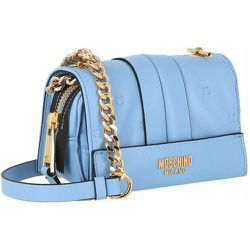 Quilted Leather Crossbody Bag - Moschino Pre-owned - Modalova