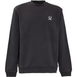 Sweatshirt with Brooch , , Taille: S - Fred Perry - Modalova
