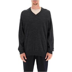Sweater with elbow patches , , Taille: XL - Maison Margiela - Modalova