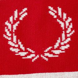 Scarf logo Fred Perry - Fred Perry - Modalova
