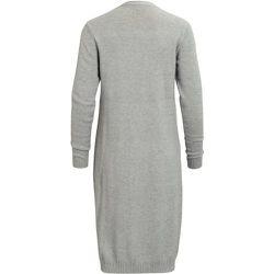 Knitted Cardigan Long Vila - Vila - Modalova