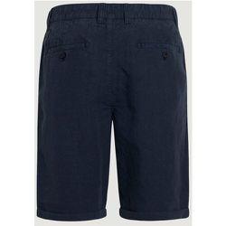 Chuck linen shorts - Knowledge Cotton Apparel - Modalova