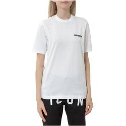 T-shirt with Print , , Taille: 2XS - Dsquared2 - Modalova