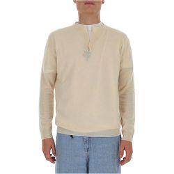 V-neck sweater , , Taille: 50 IT - Laneus - Modalova