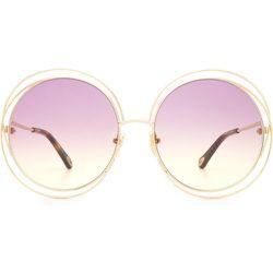 Sunglasses Ch0045S 002 , , Taille: 62 - Chloé - Modalova