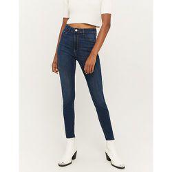 Jean Skinny Taille Haute Bleu - Tw - Modalova