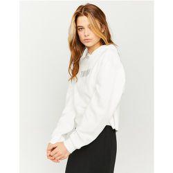 Sweat Blanc avec Broderie - Tw - Modalova