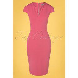 Pencil Dress Années 50 en - vintage chic for topvintage - Modalova