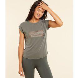 T-shirt manches courtes 'you can do anything ...' - Aaron - S - - Etam - Modalova