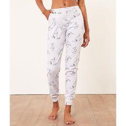 Pantalon de pyjama imprimé chats - Yavie - XS - - Etam - Modalova