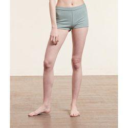 Short boy leg en maille côtelée - Boy Leg - XS - - Etam - Modalova