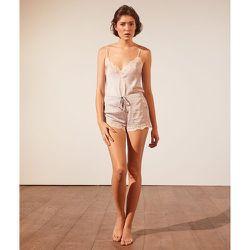 Short de pyjama imprimé bords dentelle - Brooklin - S - - Etam - Modalova