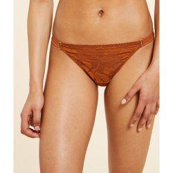 Culotte bikini en dentelle - Astrale - 34 - - Etam - Modalova