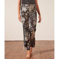 Pantalon de pyjama fleuri - New Sali - S - - Etam - Modalova