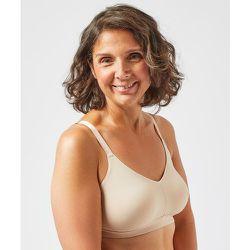 Triangle post-mastectomie sans armatures en microfibre - Pure Touch - 80A -  - Etam - Modalova