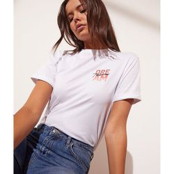T-shirt manches courtes 'dream' - Dream - XS - - Etam - Modalova
