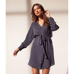 Robe courte avec ceinture - Jayana - M - - Etam - Modalova