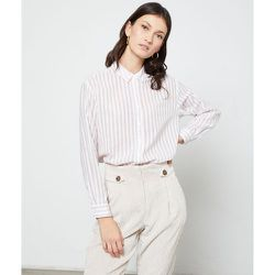 Chemise à rayures - Constance - 44 -  - Etam - Modalova