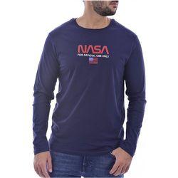 WORM FLAG O NECK LONG - Nasa - Modalova