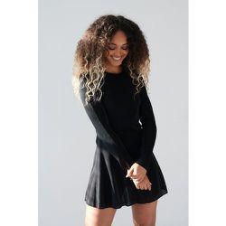 Robe Mini - Black - Angelica Blick x NA-KD - Modalova