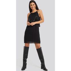 MANGO Onyx Dress - Black - Mango - Modalova