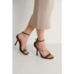 NA-KD Shoes Talon Haut - Brown - NA-KD Shoes - Modalova