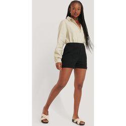 Short Taille Haute - Black - NA-KD Classic - Modalova