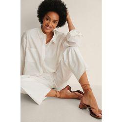 Sandales À Sangle - Brown - NA-KD Shoes - Modalova