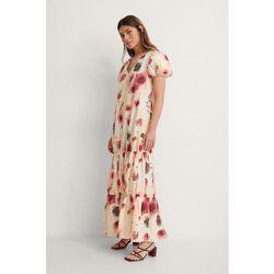 Maxi Robe Dos Ouvert - Multicolor - NA-KD Trend - Modalova