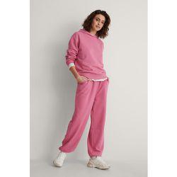 Biologique Pantalon De Survêtement - Pink - NA-KD Trend - Modalova