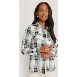 Plaid Oversized Shirt - Multicolor - NA-KD Classic - Modalova