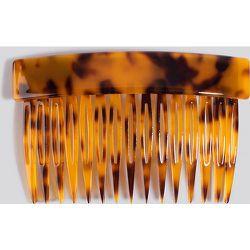 Resin Hair Comb - Brown - NA-KD Accessories - Modalova