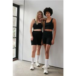 Sans Couture Short - Black - NA-KD Flow - Modalova