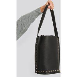 Studded Shopper - Black - NA-KD Accessories - Modalova