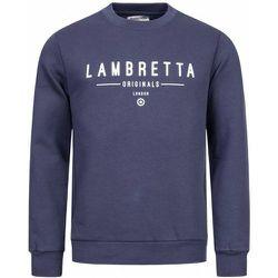 Crew Neck Sweat s Sweat-shirt SS9882 Navy - Lambretta - Modalova