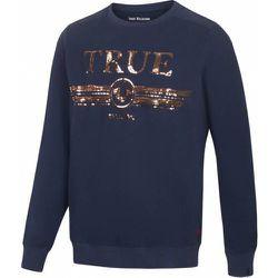 Trucci Sequin Crew s Sweat-shirt M19HF28N7G-3921 - True Religion - Modalova