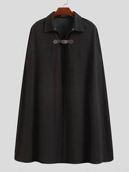 Cardigans cape sans manches à col boutonné - ChArmkpR - Modalova