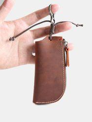Portefeuille porte-monnaie en cuir véritables - Newchic - Modalova