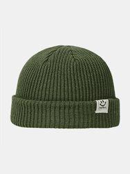 Hommes et s Smile Pattern Winter Keep Warm Bonnet tricoté coupe-vent - Newchic - Modalova