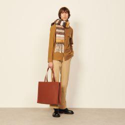 Leather bag - Sandro - Modalova