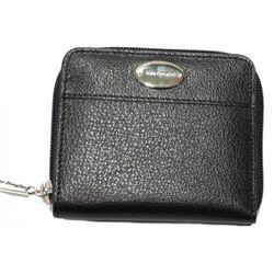 Porte monnaie cuir marron - SHEILA M BUNI - BUNI-SHEILA-M-01 Noir - Modalova